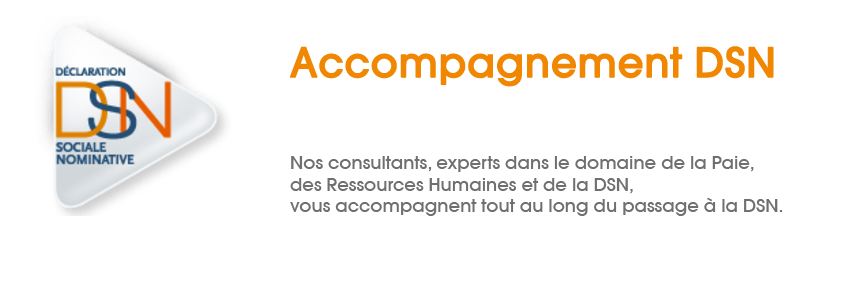Accompagnement DSN